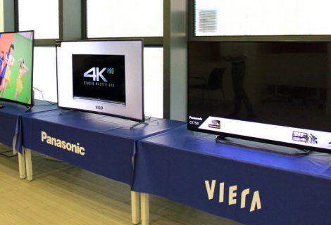 Panasonic Viera. I nuovi modelli puntano sull'ultra definizione