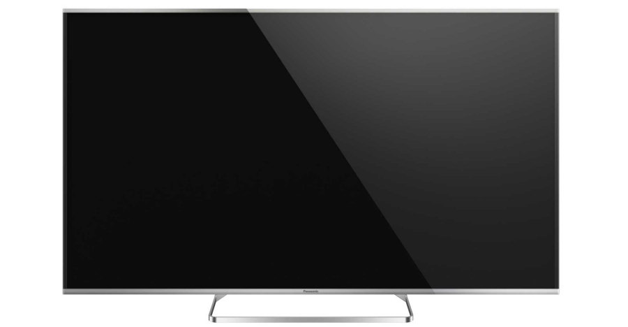 Panasonic Viera AS650, design pulito e minimalista.