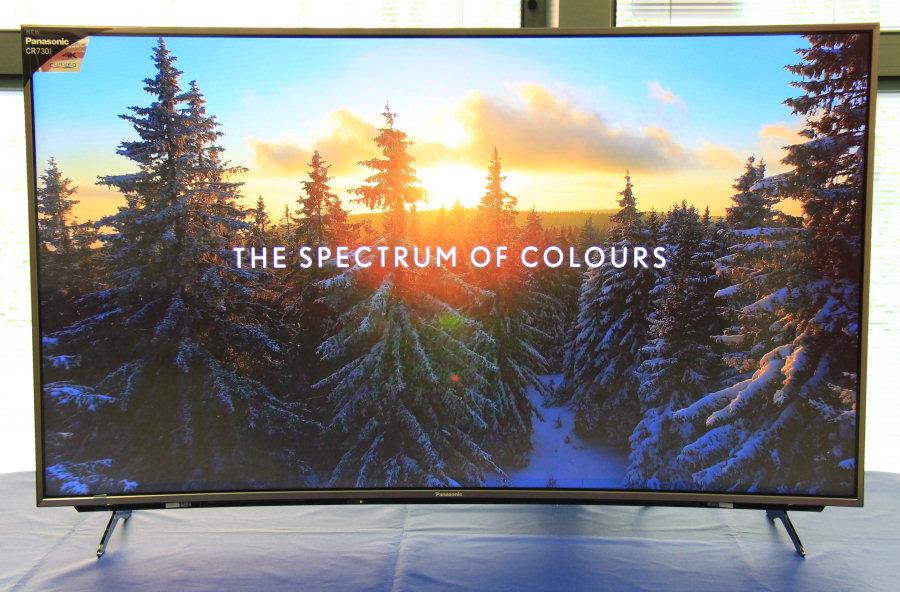 Panasonic Viera, presentata la gamma 2015 di Tv 4K Pro UHD.