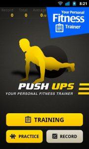 Se la corsa non fa per te, prova Push Ups Workout e ottieni il massimo dai tuoi piegamenti