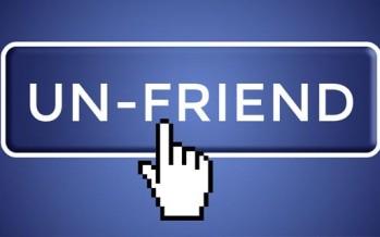 Come scoprire chi ci ha tolto l'amicizia su Facebook?