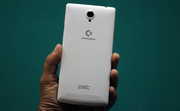 Commodore PET, smartphone di ultima generazione con doppia fotocamera: una principale, Sony a 13 Mp, e una frontale da 8 Mp