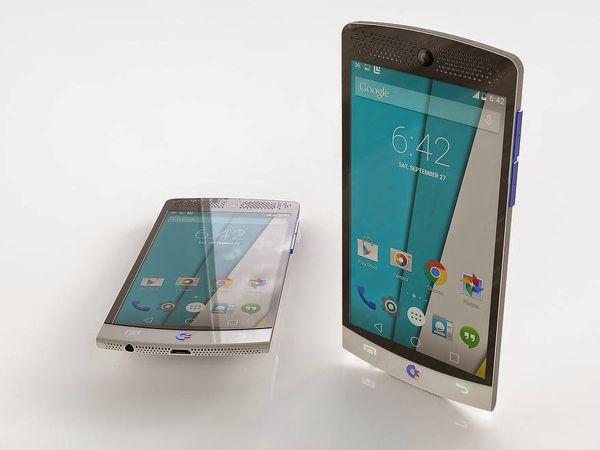 Commodore PET, smartphone: verrà proposto in due versioni da 16 o 32 GB più microSD da 32 GB inclusa