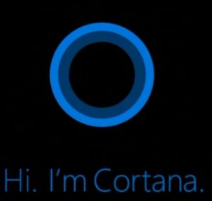Cortana, l'assistente personale online di Microsoft Edge, il nuovo browser di Windows 10