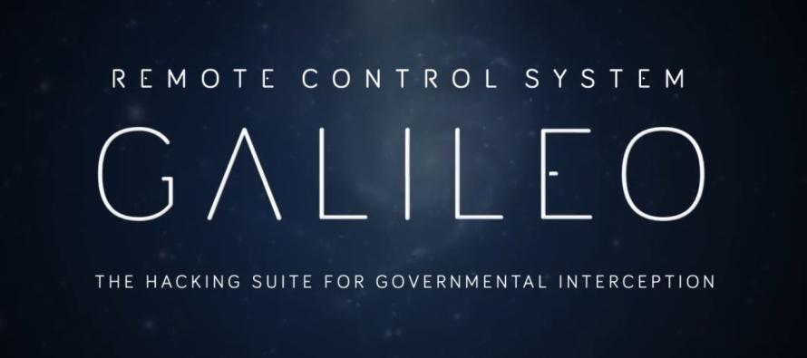 RCS, conosciuto con il nome di Galileo, è il trojan commerciale più famoso per il controllo remoto dei dispositivi informatici.