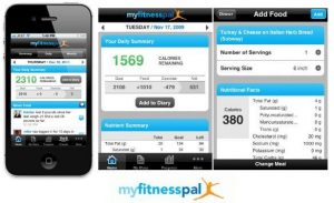 My Fitness Pal è sicuramente una delle migliori app fitness per iOS perchè considera, oltre agli esercizi giornalieri, anche le calorie ingerite quotidianamente