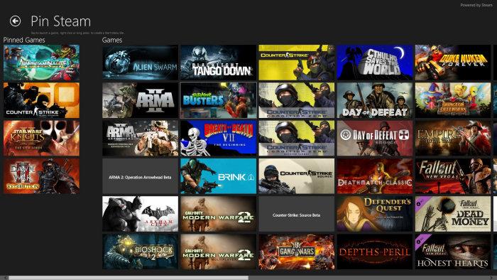 Steam, la guida: nel catalogo sono disponibili oltre 3.000 videogiochi, dai più recenti ai classici della storia videoludica.