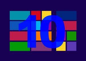 Ancora non vi è un logo ufficiale per Windows 10