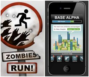 Zombies, Run! unisce l'utile al dilettevole facendoti correre a suon di urla Zombie!