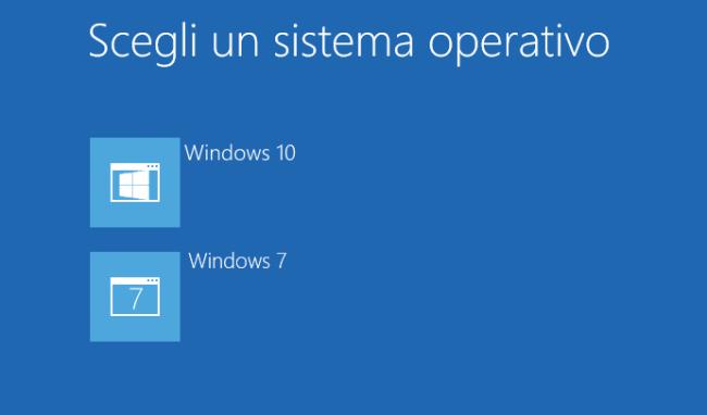 """Windows 10 dual boot: ecco come installare il nuovo sistema operativo insieme a quello """"vecchio""""."""