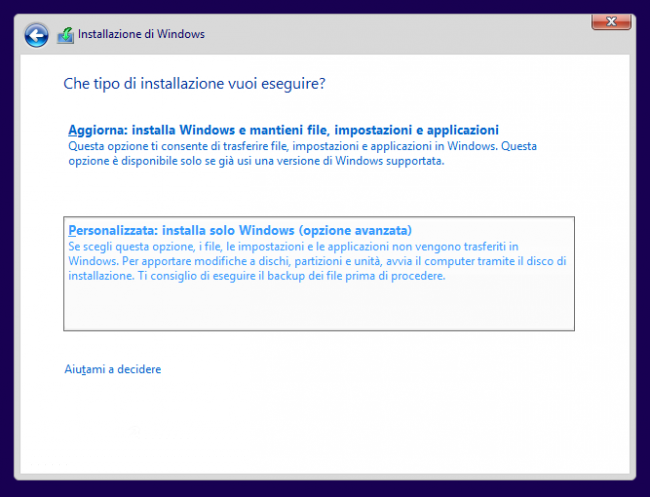 "Windows 10 dual boot: l'installazione avanzata ci consentirà di mantenere il ""vecchio"" Windows 7 o Windows 8 già installato."