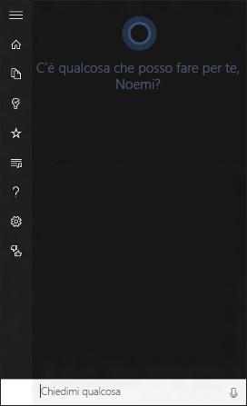 Come usare e personalizzare Cortana su Windows 10. Cortana risponde sia alle domande vocali, sia a quelle digitate nell'apposito campo