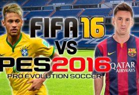 FIFA 2016 vs PES 2016: quale comprare? Tutte le novità