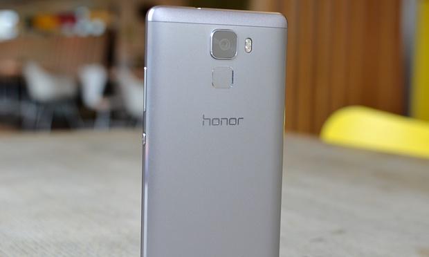 Huawei Honor 7. Le caratteristiche del design