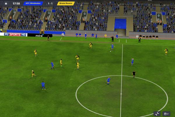 Football Manager 2016. Tutte le novità più belle: aggiunte più di 2.000 animazioni in 3D per rendere più fluido il gioco