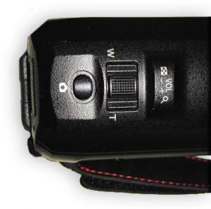La Panasonic HC-WX970 ha una ottima quantità di regolazioni anche se manca il classico mirino