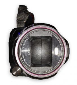 La Panasonic HC-WX970 si appoggia a lenti Dicomar con uno zoom ottico di 20x