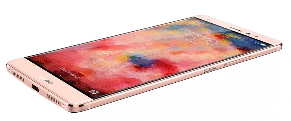 Huawei Mate S. Le caratteristiche: il display è un 5,5 pollici AMOLED full HD 2.5D con pannello Gorilla Glass di quarta generazione leggermente ricurvo.