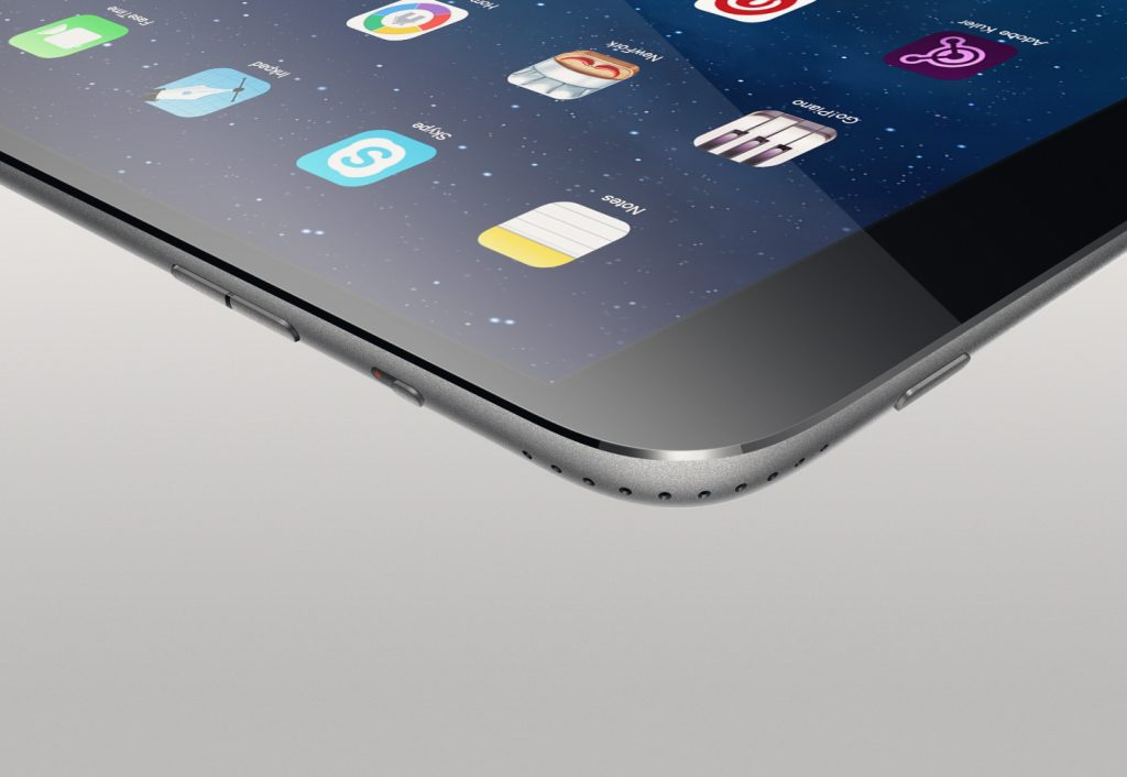 Ipad Pro. La scheda: il nuovo processore A9X abbinato a tecnologia Storage Controller e Metal garantiscono prestazioni elevate e un'elaborazione grafica impeccabile.