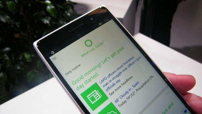 Windows 10 mobile, novità e caratteristiche - Cortana