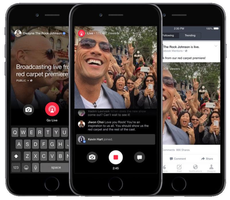 Facebook Live, come funziona: trasmettere in diretta sulla propria pagina Facebook è possibile, ma solo per gli utenti verificati.