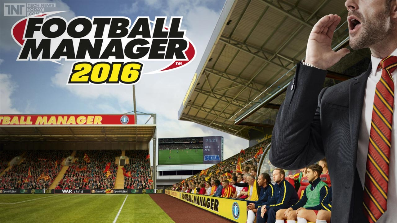 Download Football Manager 2016 v. 1.1 Italiano per PC + Crack