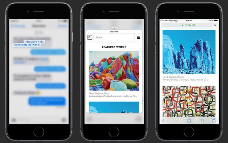 iPhone 6S: i trucchi. Sfruttando la funzione Peek, è possibile visualizzare mail, messaggi e siti web in anteprima, senza aprirli.
