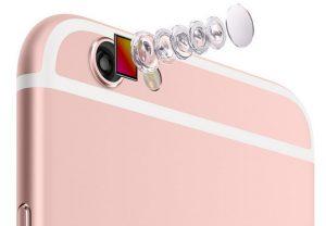 iPhone 6S: le caratteristiche. La fotocamera principale arriva a 12 Megapixel.