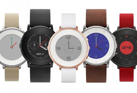 Pebble Time Round: lo smartwatch più sottile... convince
