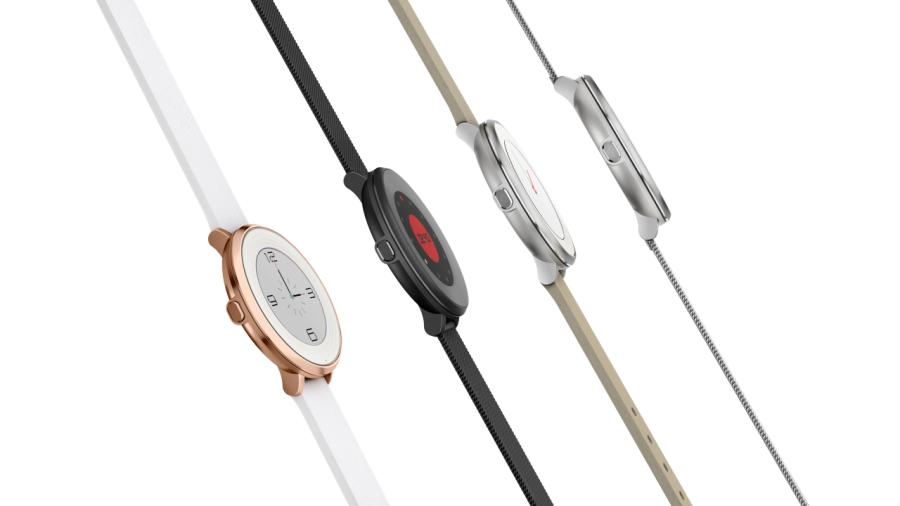 Pebble Time Round, con soli 7,5 mm di spessore, è lo smartwatch più sottile e leggero sul mercato.