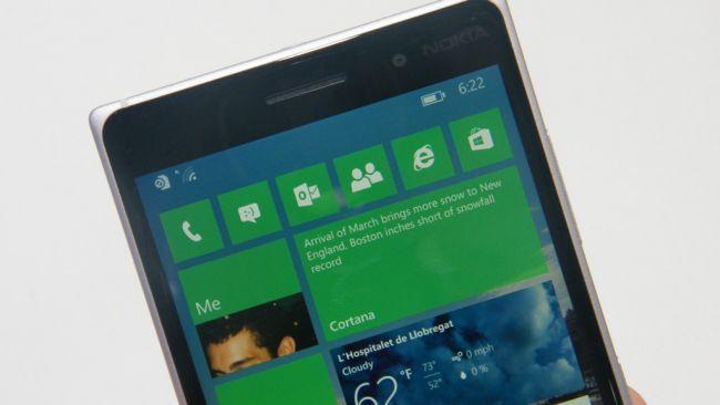 Windows 10 mobile, novità e caratteristiche - accesso alle app