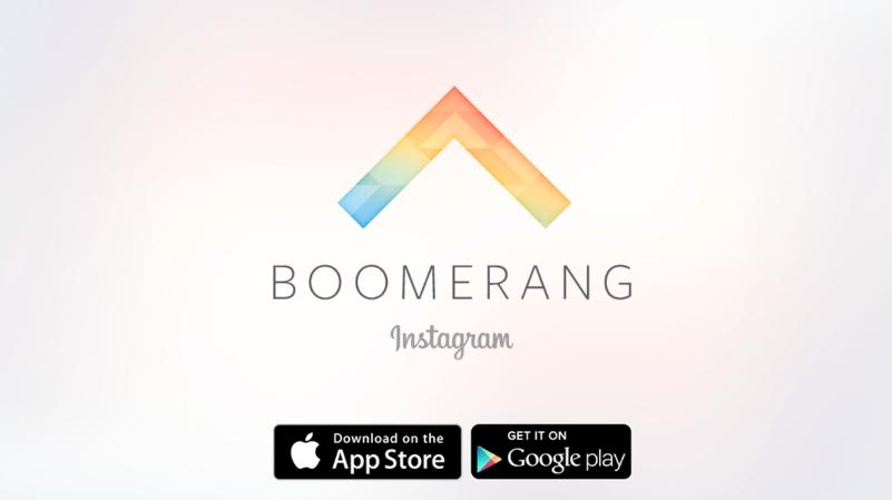 Boomerang sarà disponibile su entrambi i sistemi operativi iOS e Android