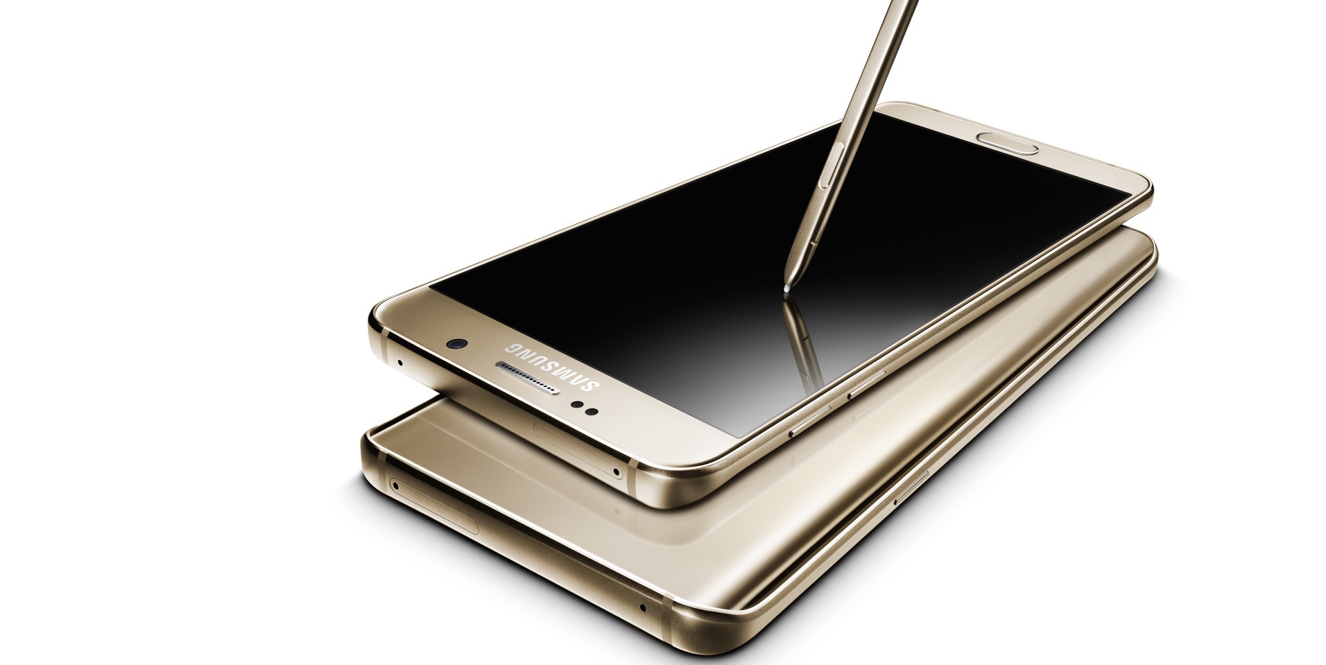 Il nuovo Galaxy Note 5 completo di S-Pen