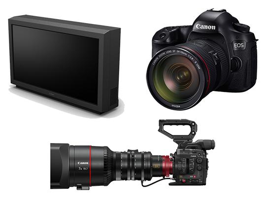 Canon. Le Videocamere in 8K, insieme alle nuove fotocamere da 120 MP, permetteranno di acquisire contenuti visualizzabili su tv e proiettori di nuova generazione.