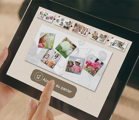 HDbook EX è la soluzione proposta da Canon per raggruppare tutti i contenuti fotografici riconducibili a un singolo utente.