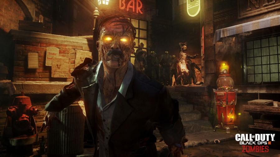 Call of Duty Black Ops III: annunciata l'attesissima modalità zombie.