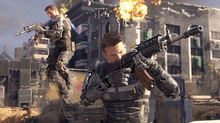 Call of Duty Black Ops III: scenari futuristici e tecnologie avveniristiche sono al centro di tutte le azioni di gioco.