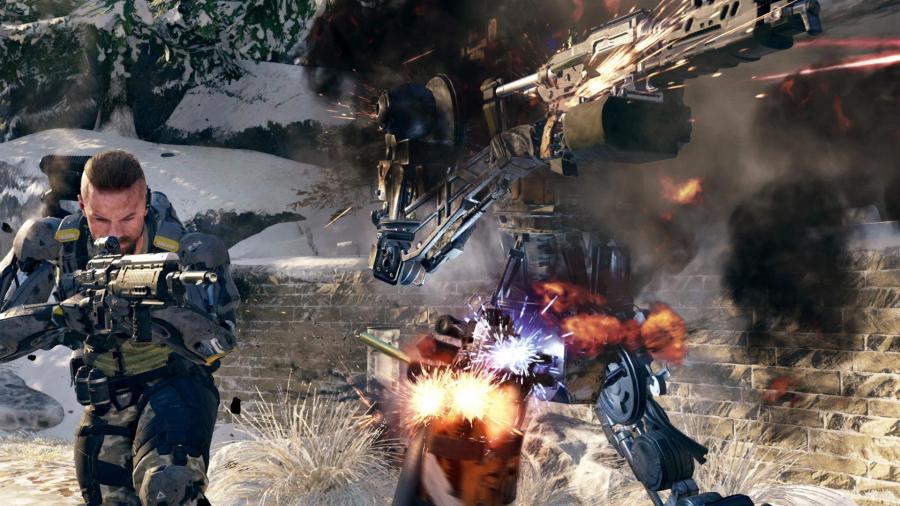 Call of Duty Black Ops III: sessioni frenetiche e azioni rapide si alternano a scelte più tattiche e ragionate. Al giocatore, la scelta della strategia di gioco migliore.