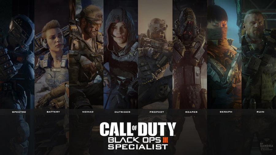 Call of Duty Black Ops III: le diverse classi di personaggio, con specializzazioni e poteri diversi, regalano una nuova esperienza di gioco nel multiplayer.