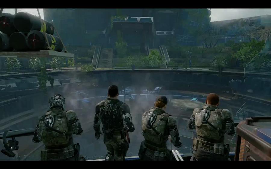 Call of Duty Black Ops III: la modalità co-op a 4 giocatori è la più attesa di questo gioco.