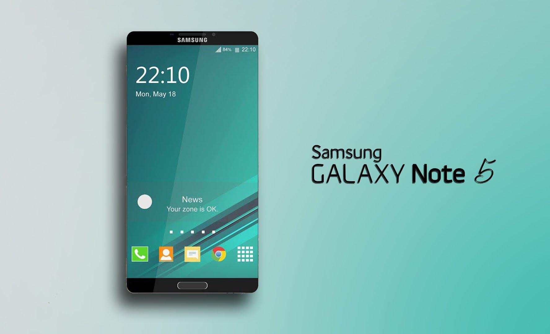 Il nuovo Samsung Galaxy Note 5 presentato dall'azienda coreana è un telefono dalle ottime prestazioni