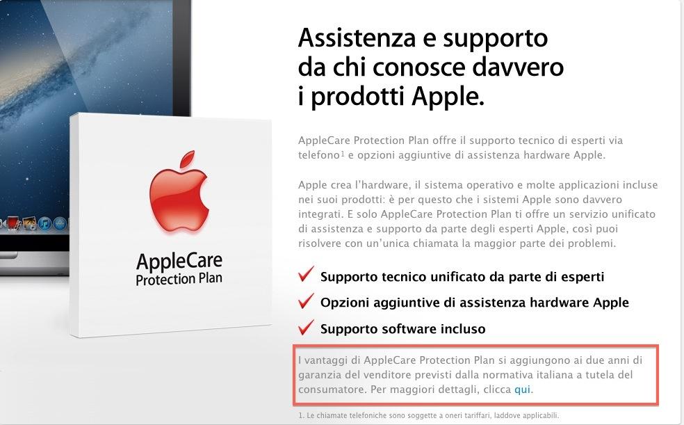 Garanzia iPhone: Apple Care aiuta a minimizzare il rischio di dover mettere mano al portafogli per le riparazioni.