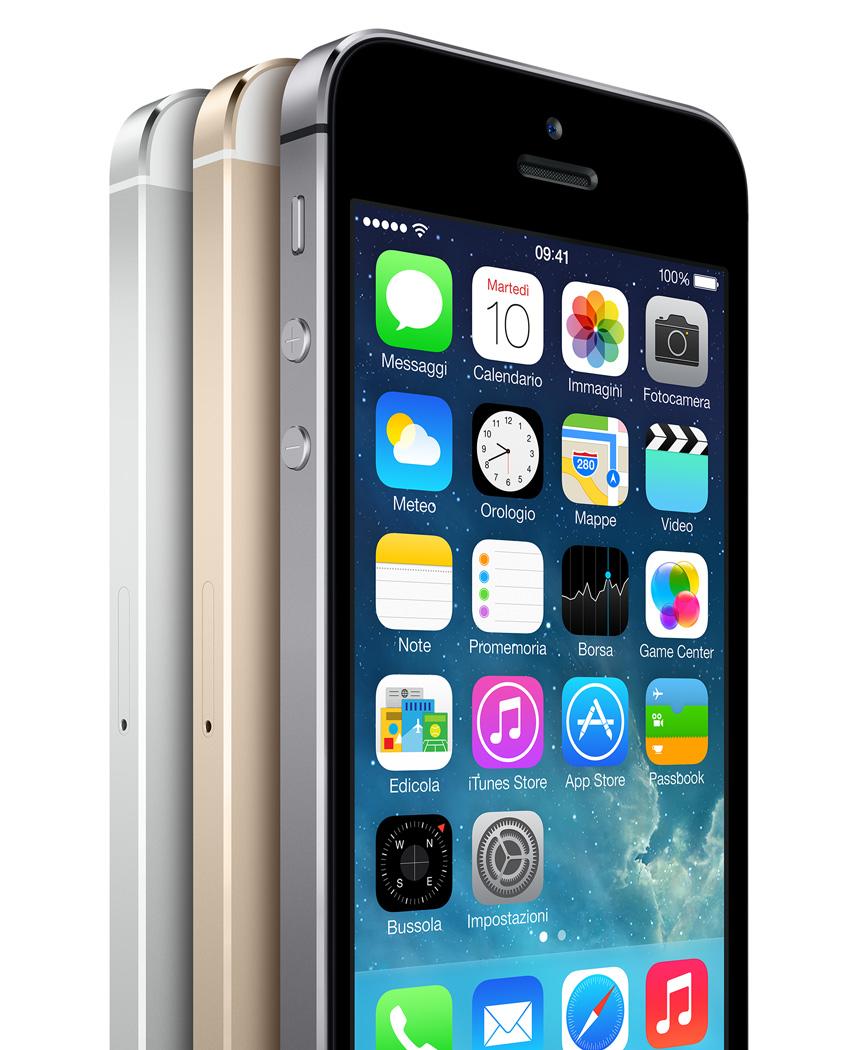 """Il tuo iPhone è lento? Uno degli ultimi modelli di iPhone - il 5s - già considerato """"lento"""" dagli utenti"""