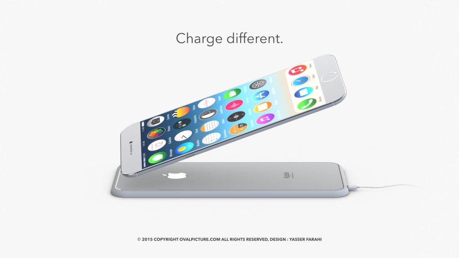iPhone 6s, meglio comprare o aspettare iPhone 7? La nuova batteria, più capiente, potrebbe essere affiancata dalla ricarica wireless.
