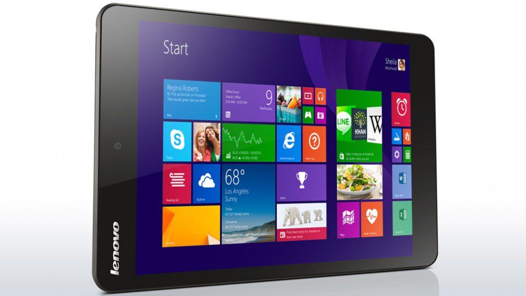 Lenovo Miix 3 recensione: lo schermo non è HD, in controtendenza con alcuni prodotti della concorrenza
