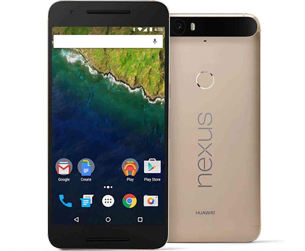 Nexus 6P: il corpo in alluminio regala robustezza e un tocco di classe al design proposto da Huawei.