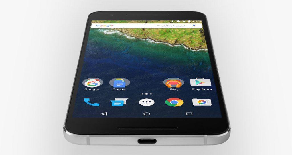 Nexus 6P: il display AMOLED QHD regala immagini dalla grande definizione e vivacità di colori.