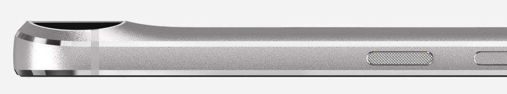 """Nexus 6P: il """"rigonfiamento"""" della fotocamera appare evidente nella parte posteriore."""