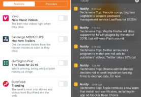 Facebook Notify. Come funziona l'aggregatore di news in blu