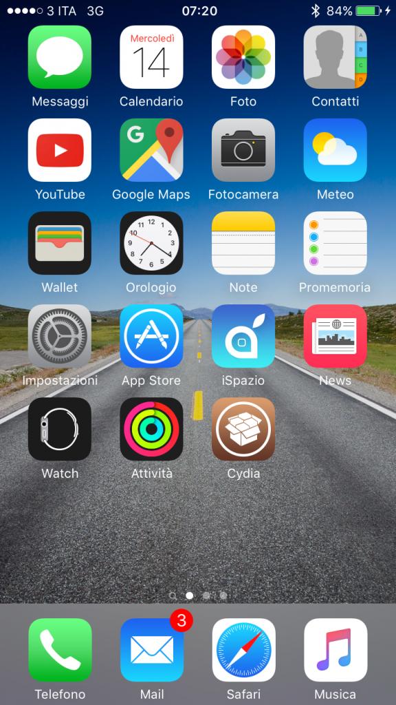 Il jailbreak di iOS 9. La guida completa. Alla fine della procedura, l'icona di Cydia ci consentirà di accedere al relativo app store.